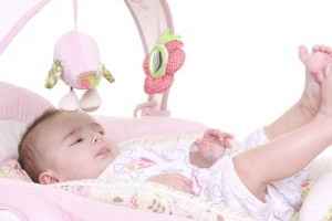 Baby girl dies after being left to sleep in a bouncer