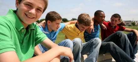 Teens & their Friends