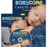 Nicole Book & DVD BabyCare specifically for the first 6 months