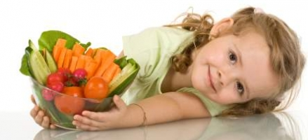 Superfood Ideas for Babies, Toddlers & Children