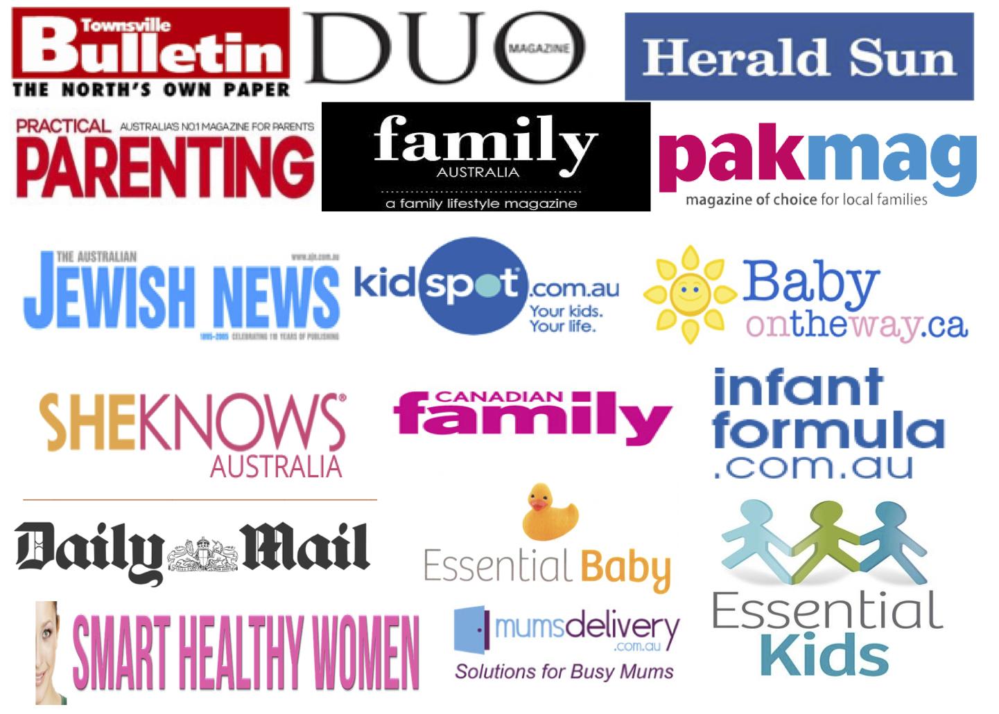 media logos copy