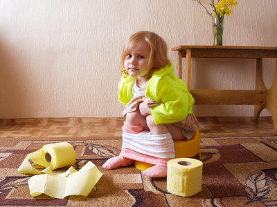 Learn the How and Whys of Toilet Training