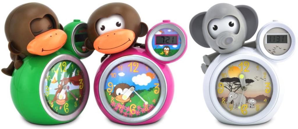 Microsoft Word - 3 clocks together