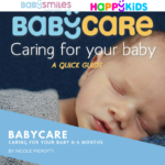 BabyCare:Caring for your baby 0-6 months