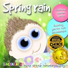 spring rain 20x20