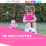 No more nappies - A step by step guide